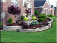 Custom Cement Landscaping